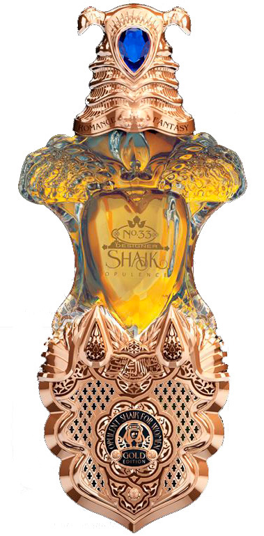 Shaik Opulent Gold Edition for Women